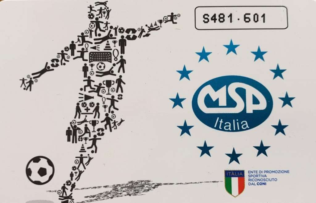 Soccerd Card MSP CALABRIA
