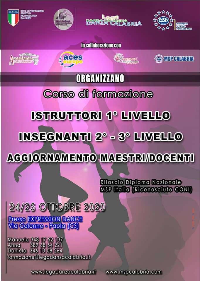Formazione Sportiva MSP CALABRIA ITALIA