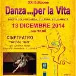 Danza per la Vita - Manifestazione di beneficienza di MSp Calabria - Msp Cosenza
